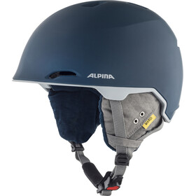 Alpina Maroi Casque de ski, ink-grey matt